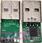 ILX-S015D,ALC4032 , ILX-S015D, USB A TO AUDIO, 鑫创力,Paddle card